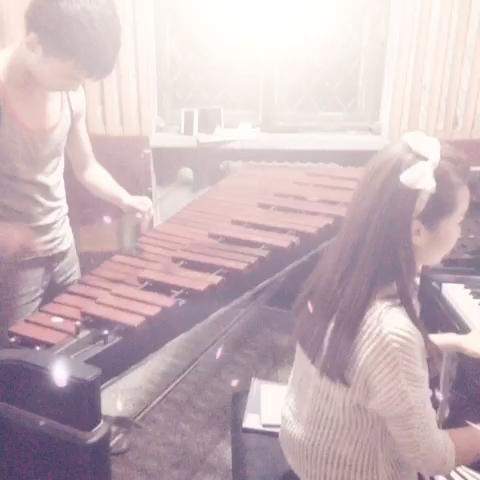 马林巴~钢琴~野蜂飞舞.