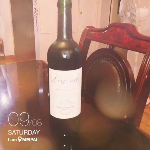 一个人在家红酒十二道峰味!图片