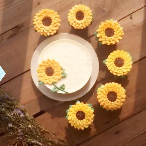 用纸杯做的太阳花图片展示