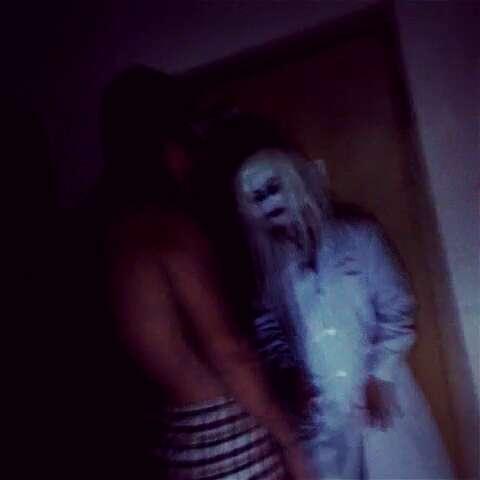 这是一个恐怖的故事……发生在沈阳医学院,2号楼,314寝室……#晚安图片