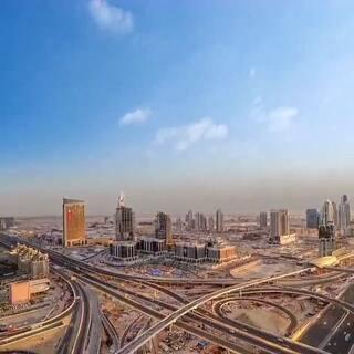 时光如梭 #迪拜#