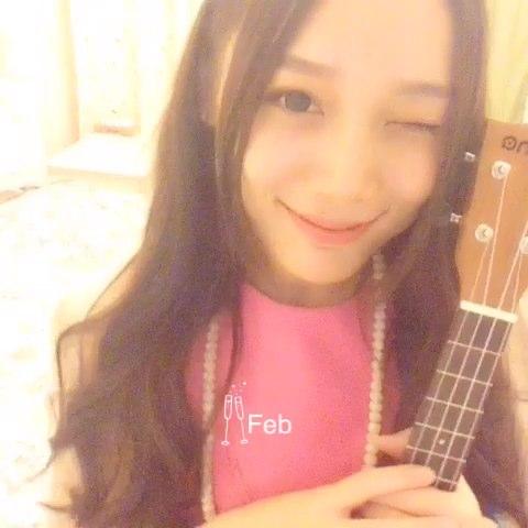 """#自拍#外地过年 回北京再给大家录吉他视频啦"""""""