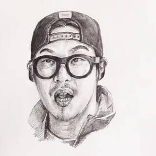 手绘韩国RM