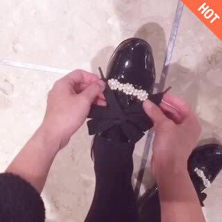两层鞋带教程(⸝⸝•́દ•̀...