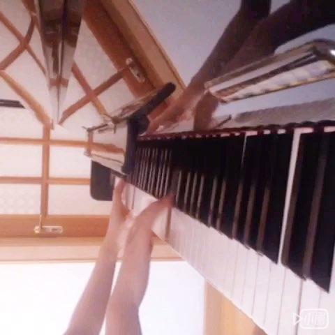 钢琴#贝加尔湖畔