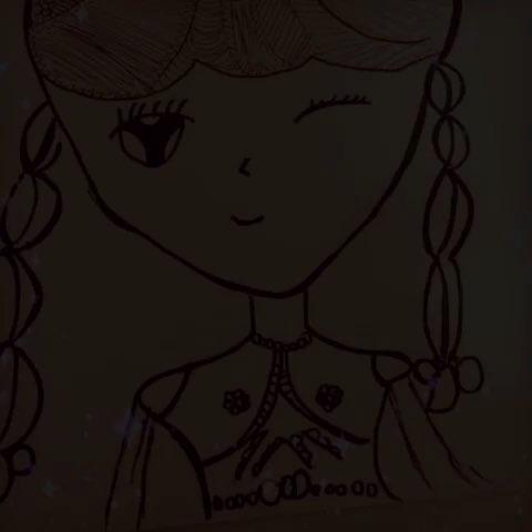 动漫 简笔画 卡通 漫画 手绘 头像 线稿 480_480