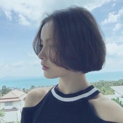 """蓝天白云自恋时间… - Cyber_Jelly的美拍"""""""