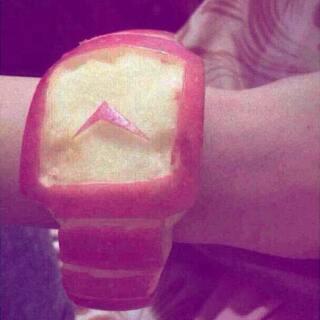 #我有苹果表#