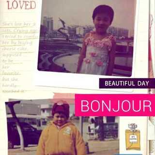 #小时候我长这样#我和我的朋友,我爱她