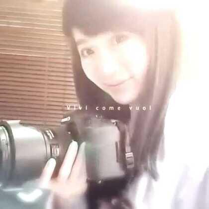 #烫手单品# 我的5D3,拍照美美哒 补捉每一个美丽的瞬间~ @长虹电视官方美拍