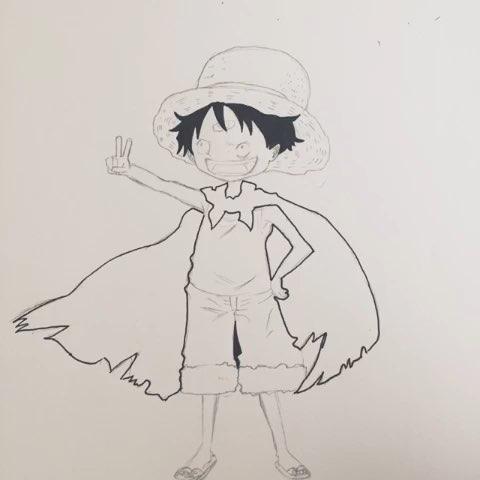 兴趣爱好 学 画画 铅笔画 《海贼王娜美铅笔画图片作品》正文-海贼王