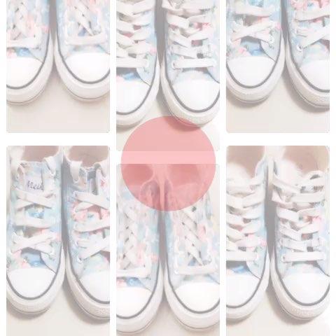 花样系鞋带,一点一滴图片