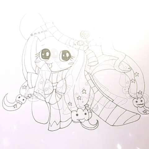小马宝莉手绘