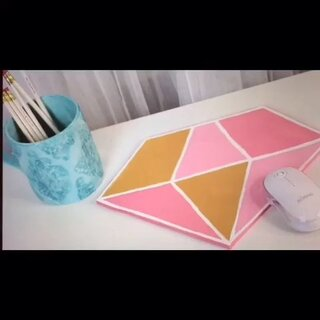 DIY钻石鼠标垫<span class=