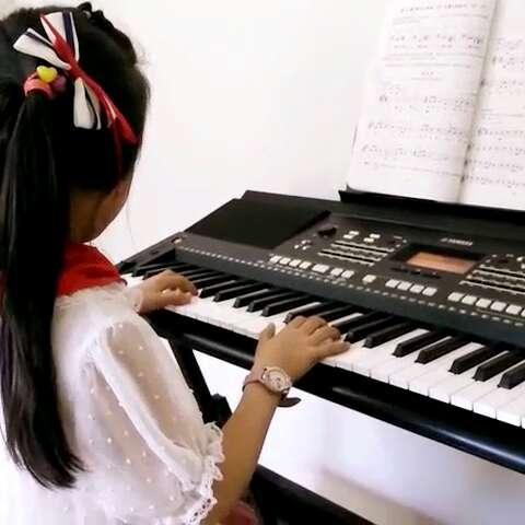 电子琴#新年好