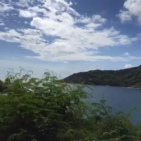 普吉岛旅游#环岛骑行晒成狗了