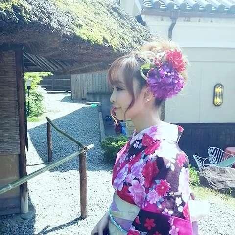"""#60秒美拍##旅行# ☺京都是那么的古色古香,抹茶的"""""""