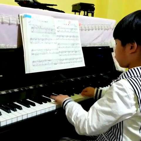 三级钢琴曲《康定情歌》
