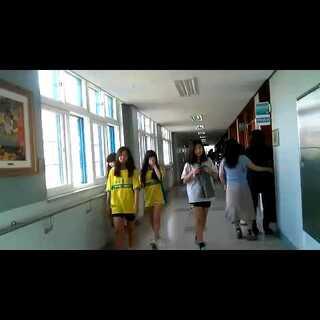 6 恋爱100天,浪漫的韩国男生在学校是这样给女朋友惊喜的,你们get了不?(完整视频请关注微博私信: 韩流style前线)
