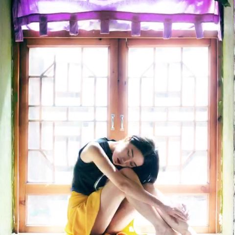 """#吕颖的颖私##照片电影#比起丽江古镇,我更喜欢涑河"""""""