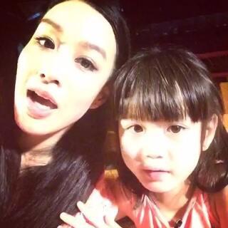 辣妈和女儿