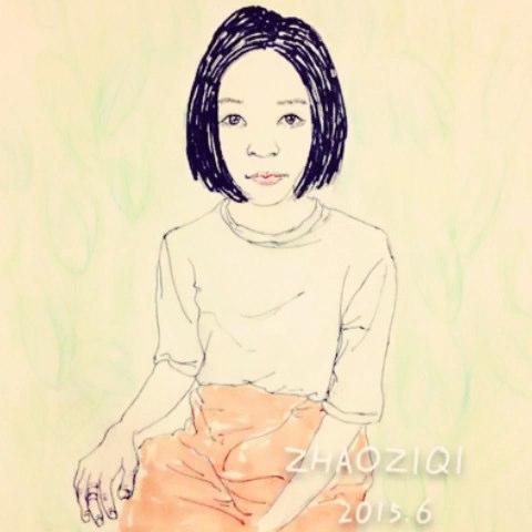 画画#手绘彩铅画##绘画##手绘画##我爱画画##画画的