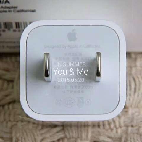 苹果手机充电器原装正品