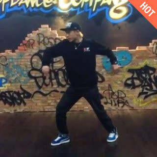 一分钟街舞教学