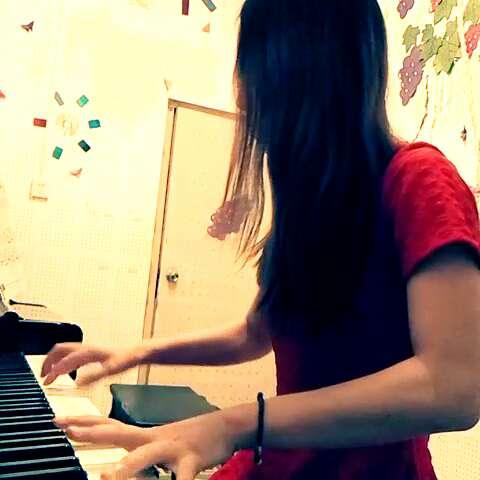 雪千寻 既简单又好听的钢琴曲,正适合我等初学者视频