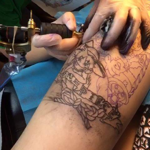 成都纹身#雕安master-l 大师机,工作中,力量大,速