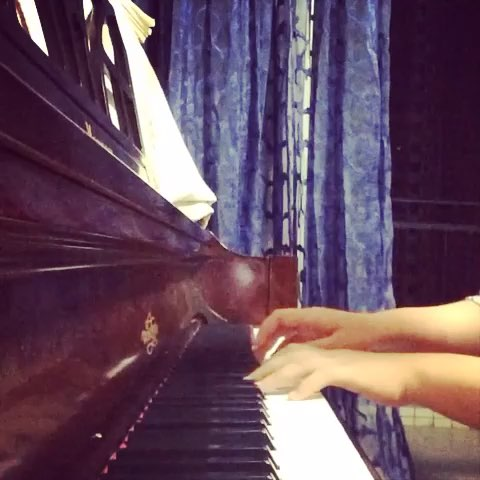 钢琴##南山南