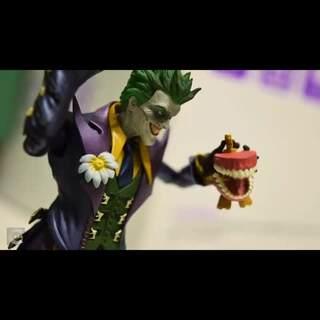 蝙蝠俠VS小丑