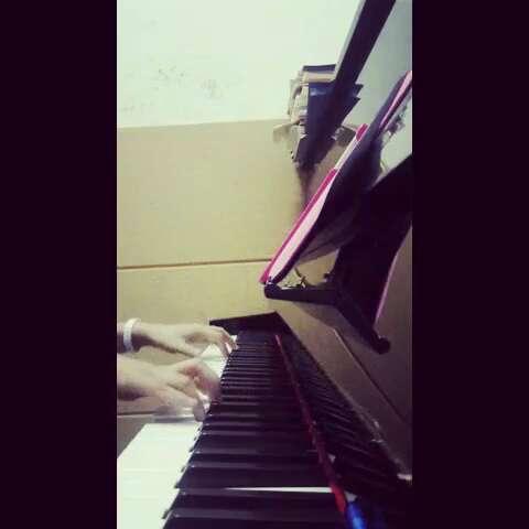 张碧晨年轮小提琴谱