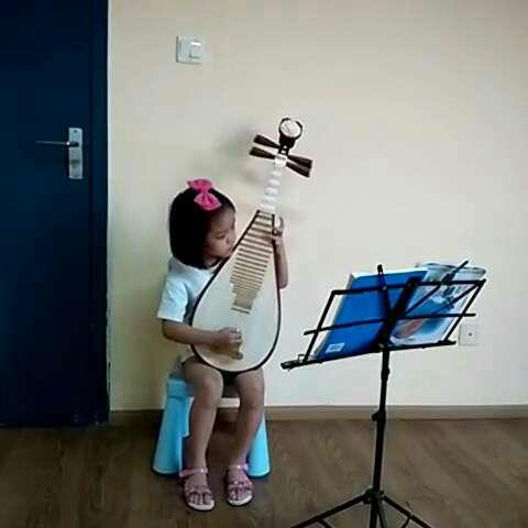 【学员风采】葫芦丝演奏美丽的金孔雀