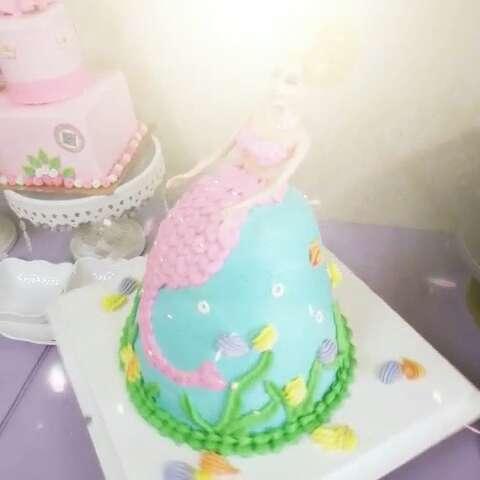 幼儿手工制作蛋糕裙