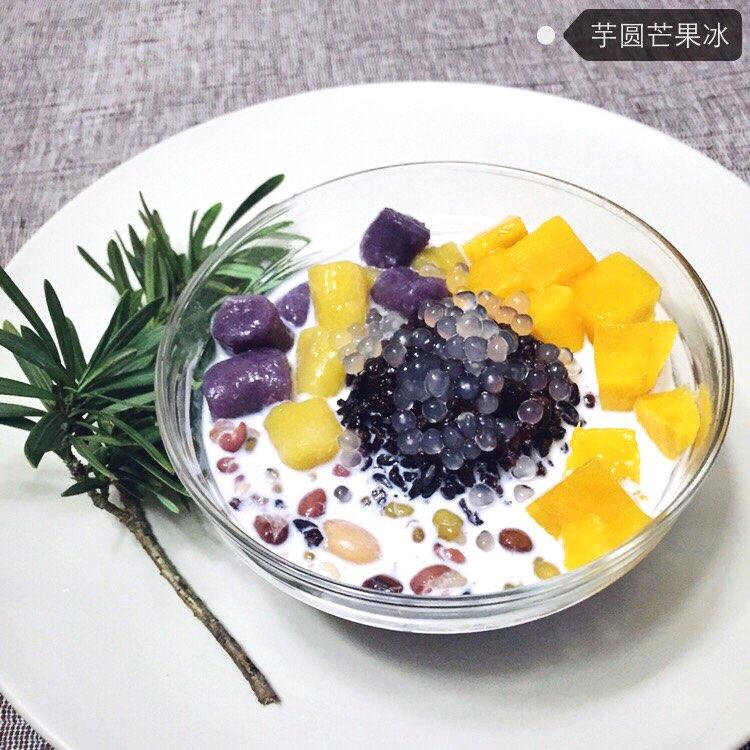 芋圆红豆冰##.