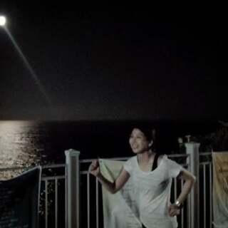 在那銀色月光下