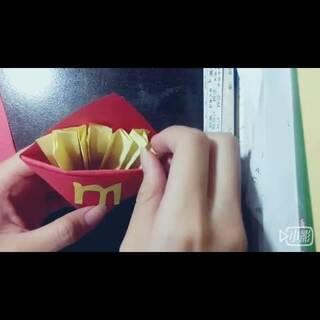 折一包薯条<span class=