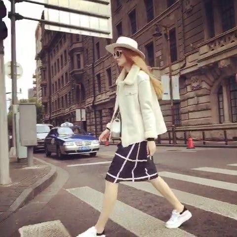 """今天就是Walk!Walk!Walk…… - 샤오한的美拍"""""""