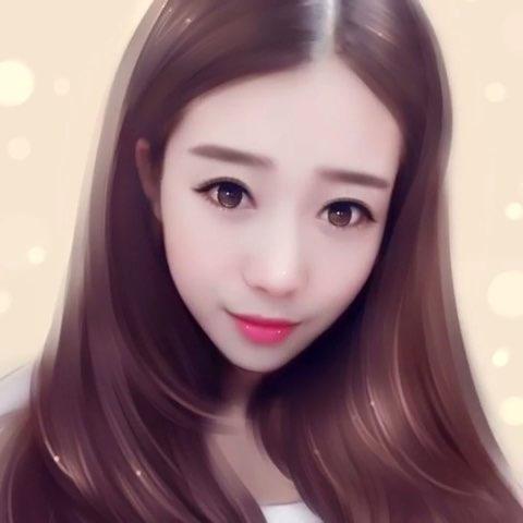 照片电影#赵丽颖的真人手绘