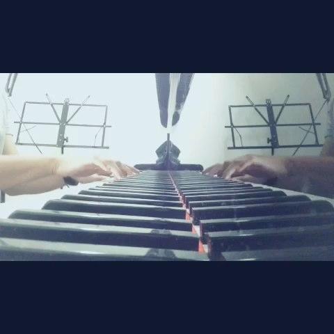 南山南##钢琴