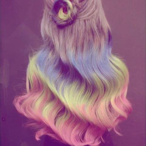 短发,发型好看与否,有好看的颜色一定满足一半[悠闲]图片