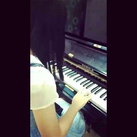 自学,纯属业余,还顾不上指法#音乐##自学钢琴图片