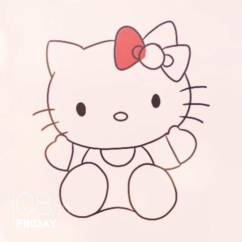 伊的hello kitty吧!图片