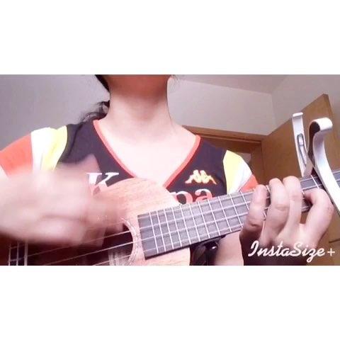 ukulele弹唱#牛奶咖啡—《忘了牵手》part