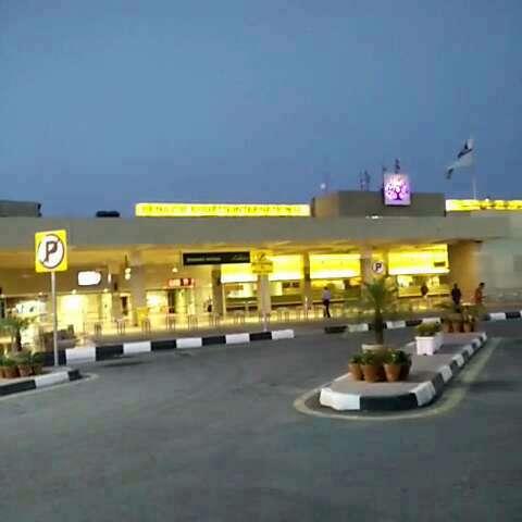 巴基斯坦飞机场