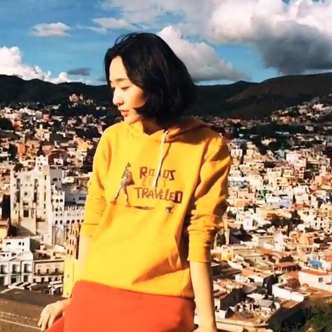 """墨西哥的彩色之城瓜纳华托 - 貓力molly的美拍"""""""