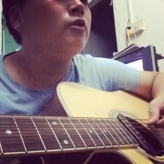 第一次#吉他弹唱#一人一句#一人一句光良#