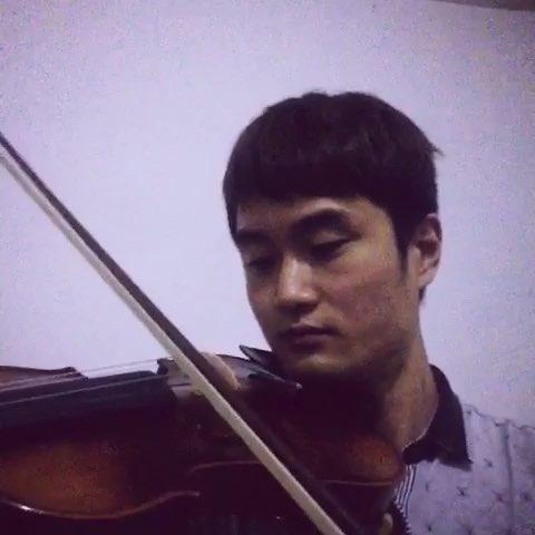 小提琴:喜羊羊(片段)