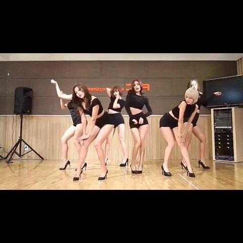#舞蹈##韩舞教学合集#AOA